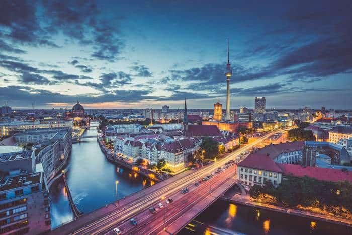 berlin stopover