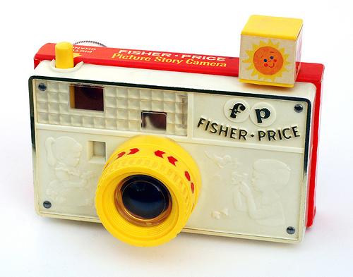 fisherprice camera