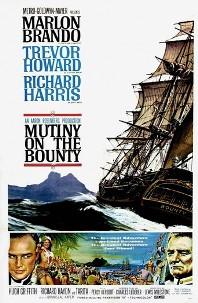 mutiny on the bounty 1963