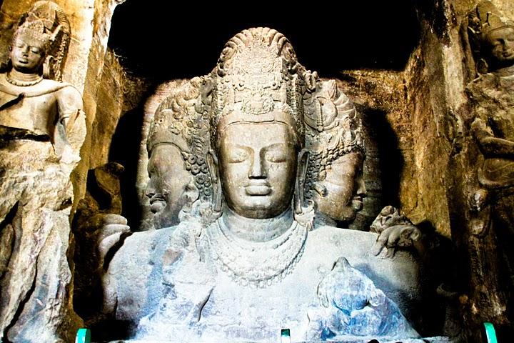 Elephanta Shiva