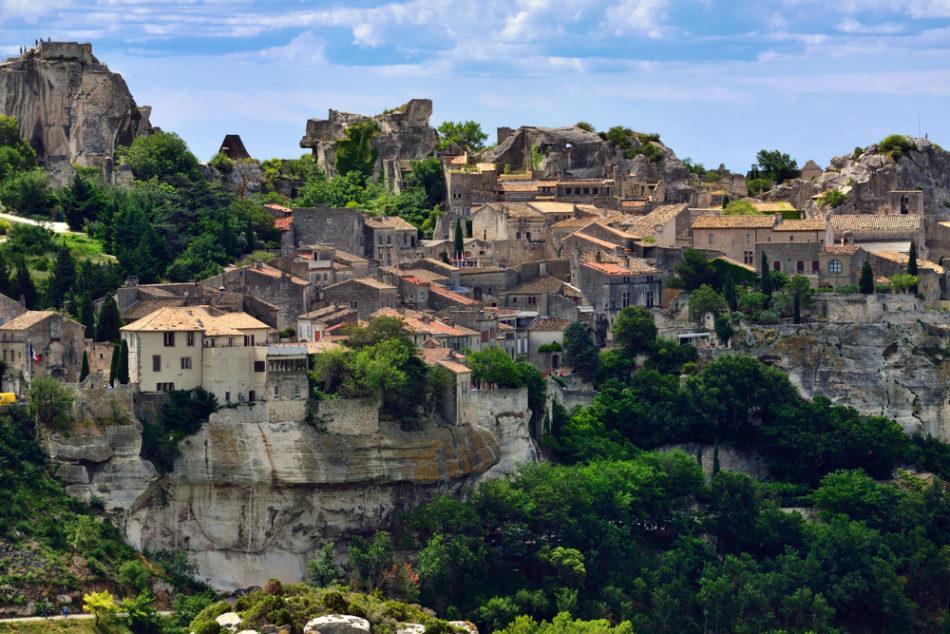 les-baux-de-provence France
