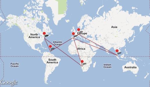 Where in the World is Matt Lauer AirTreks Special