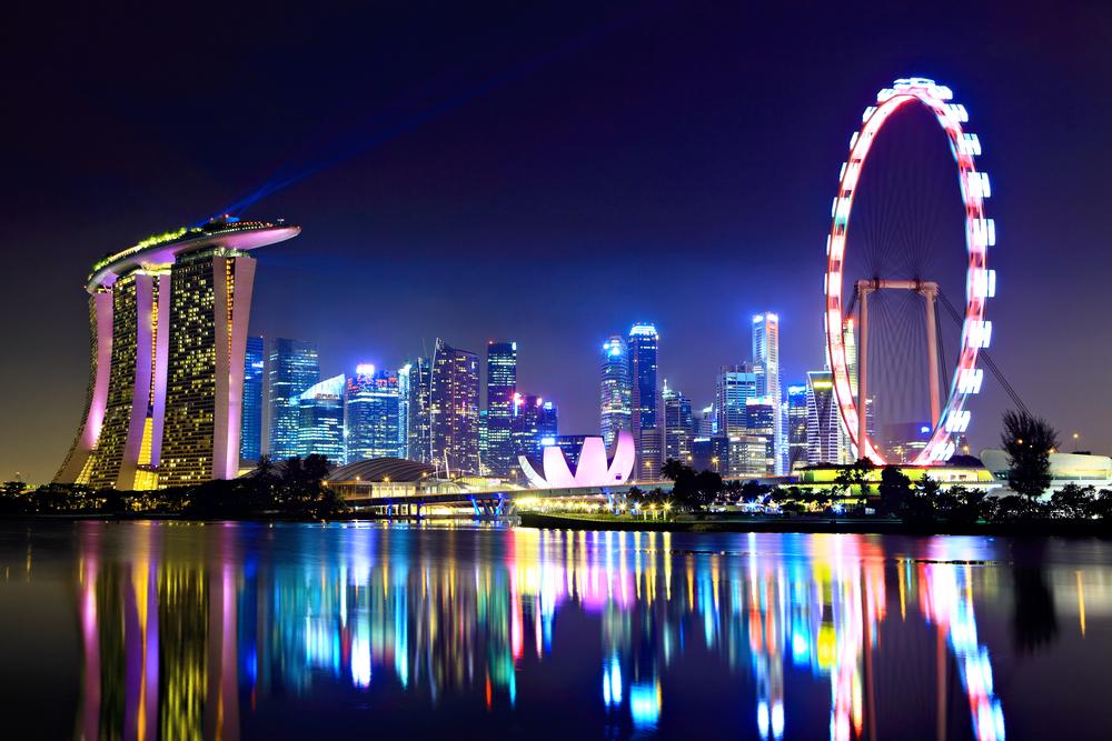 stopover in Singapore