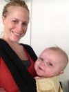 Nic and Ergo baby carrier