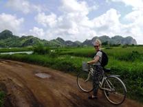 Bio photo - cycling in Vietnam